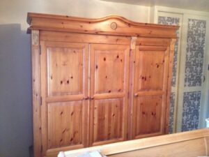 hand painted furniture in lancashire