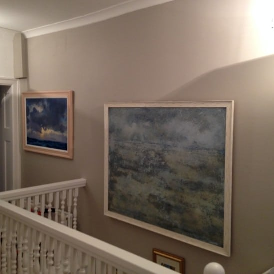 Painting And Decorating House In Newchurch January 2016