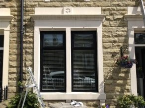 recolouring upvc windows