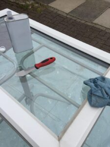 cleaning upvc windows in swinton manchester