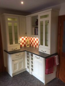 kitchen cupboard spraying in burnley lancashire
