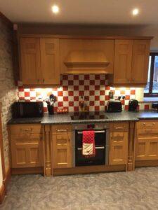 spraying kitchen cabinets in burnley lancashire