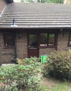 exterior upvc sprayers in tottington