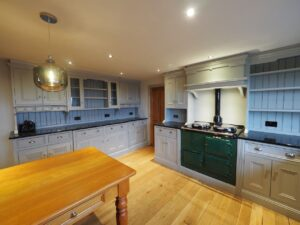painting kitchen cupboards tottington bury lancashire