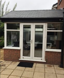 upvc conservatory spraying near me