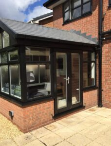 upvc conservatory spraying in manchester
