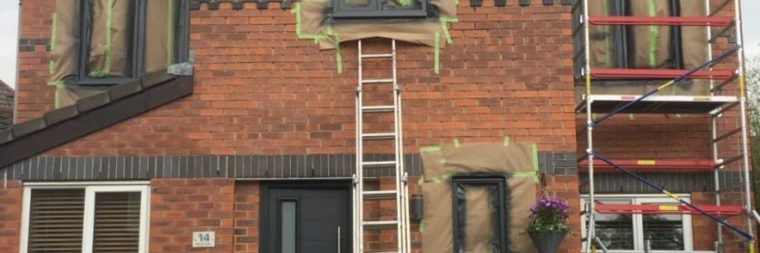 Onsite UPVC Spray Painting Specialists