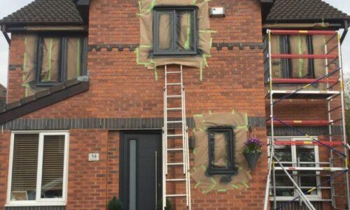 Onsite UPVC Spray Painting Specialists