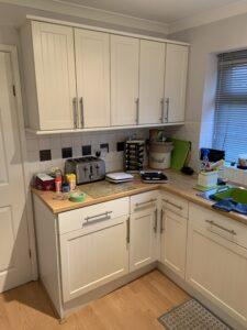 kitchen cupboards spraying lytham st annes lancashire