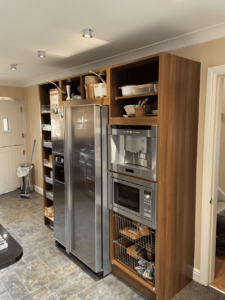 professional kitchen cabinets spraying service