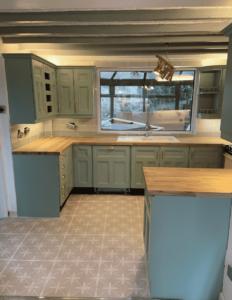 kitchen cabinet sprayers lancashire