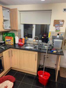 kitchen cabinet spraying in bolton