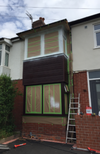 can you paint plastic house cladding