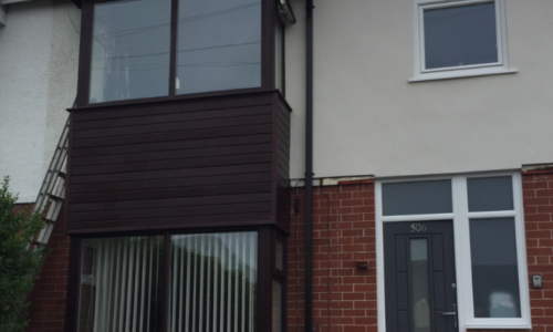 Can You Paint UPVC Cladding