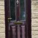 faded composite door