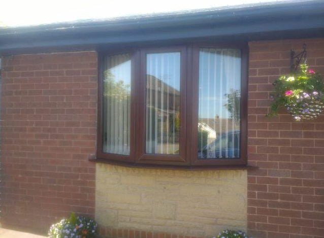 can upvc windows be sprayed