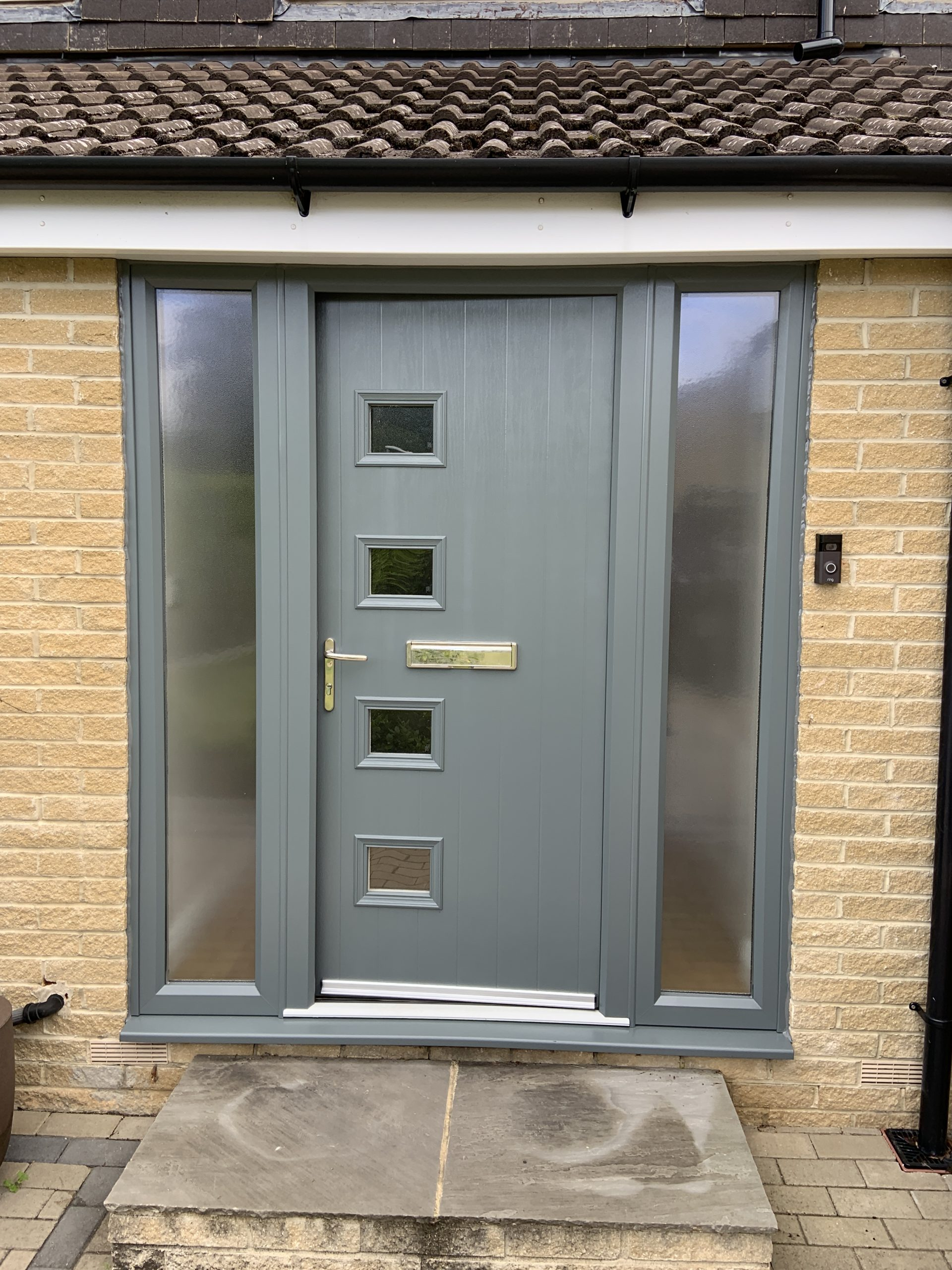 composite door spraying near me
