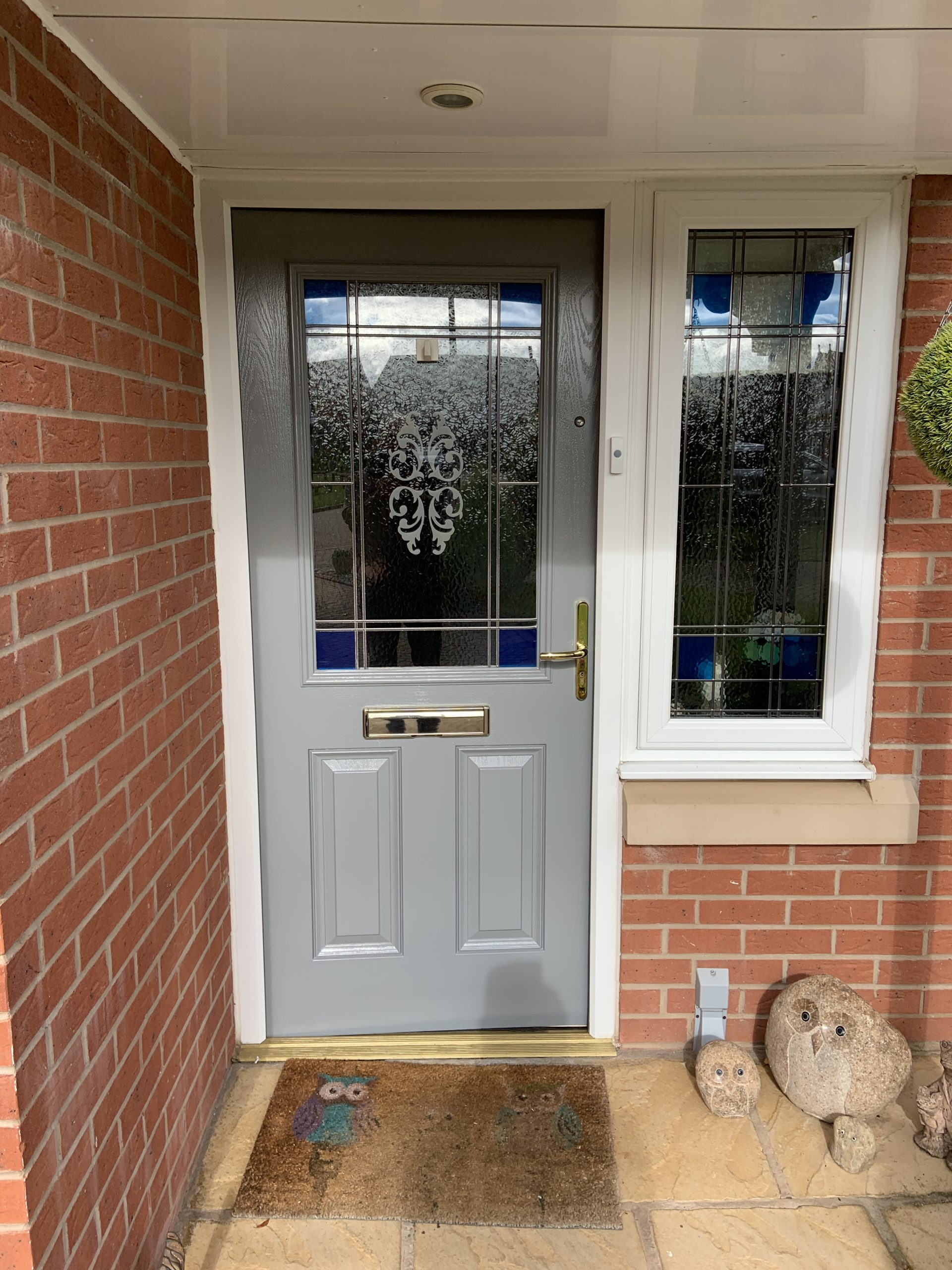 composite door sprayers near me cheshire