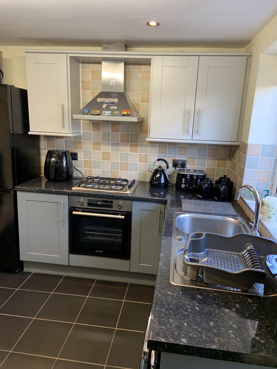 kitchen cupboard sprayers in bolton
