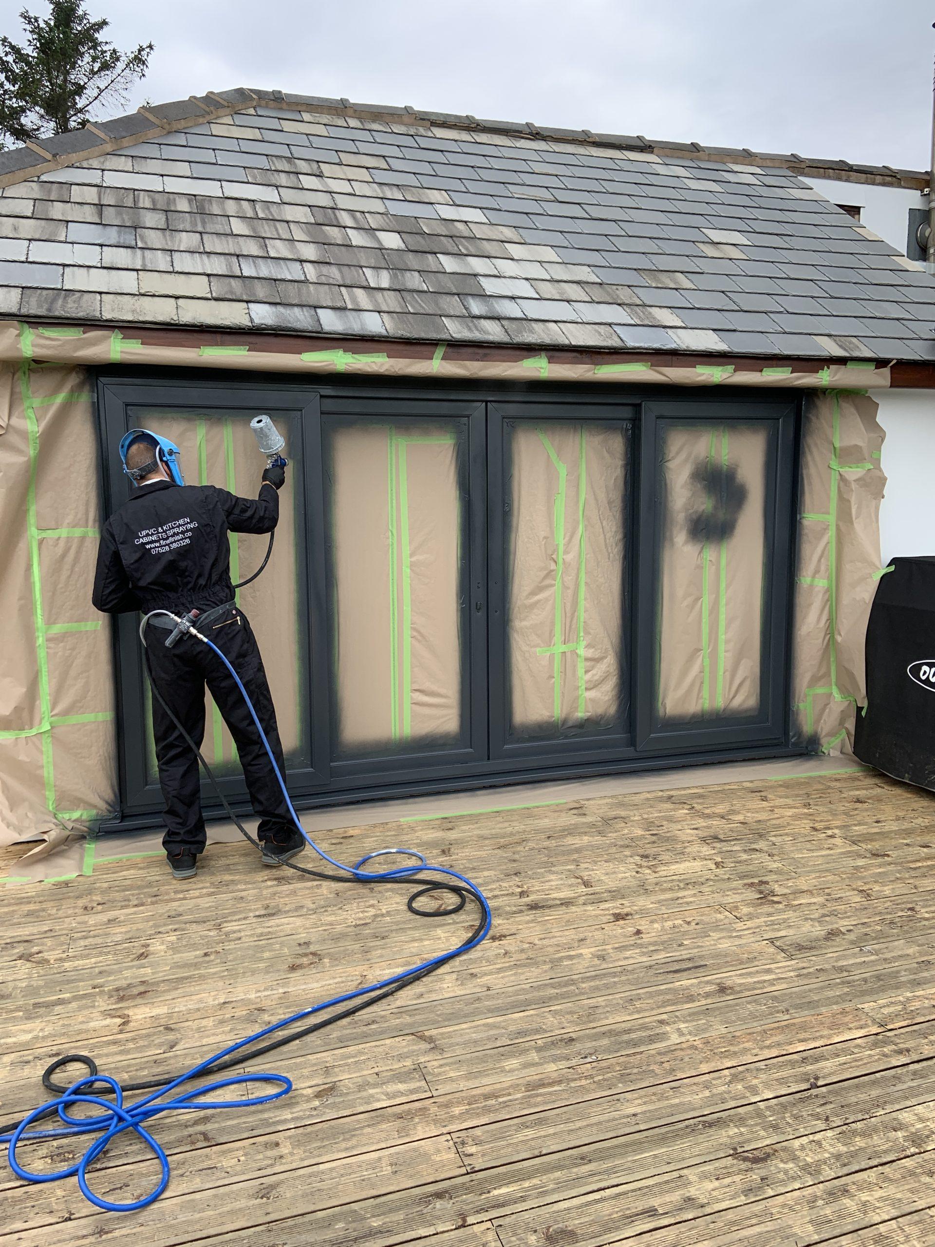 professional upvc painters lancaster